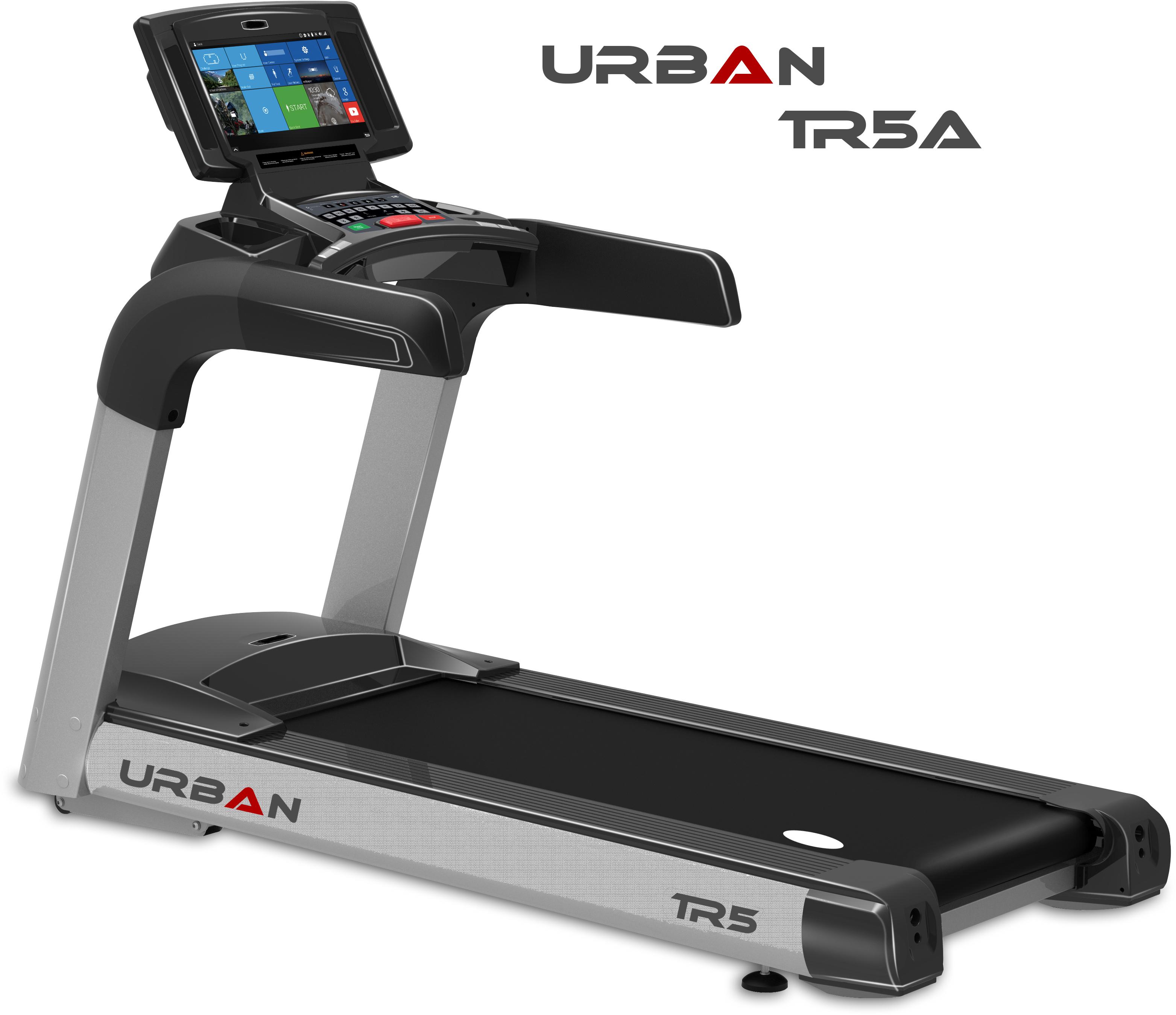 Urban Treadmills