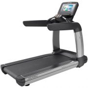 Commercial Elevation Series Treadmill Arctic Silver Discover SI L