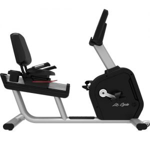 Life Fitness Integrity Series Recumbent Lifecycle Bike SC