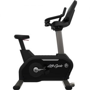 Life Fitness Integrity Series Upright Lifecycle Bike DX