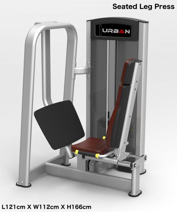 Seated Leg Press Kudos Urban