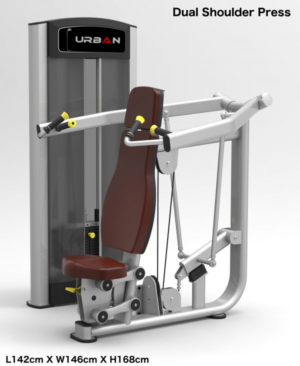 Shoulder press dual Kudos Urban